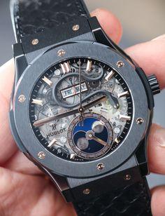 Hublot Classic Fusion Kobe Bryant 'HeroVillain' Watch Hands-On Hands-On