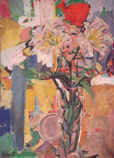 VVFA Modern | Artists | Mary Abbott (b. 1921)