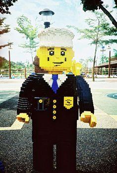 Lego Officer | Flickr