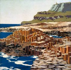 BBC - Your Paintings - Ireland for Holidays: The Giant's Causeway