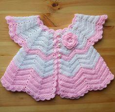 Crochet For Children: Crochet Baby Set (Free Pattern)