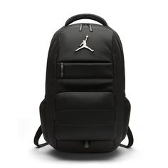 timeless design 602f9 d58ab Jordan All World Kids  Backpack, by Nike (Black) - Clearance Sale