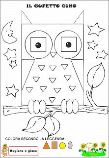 A Scuola con Poldo: Schede didattiche sulle forme Shapes Worksheets, Kindergarten Worksheets, Preschool Activities, Geometric Shapes Art, Mathematics Geometry, Free English Lessons, Activity Sheets For Kids, Math Lab, Teaching Shapes