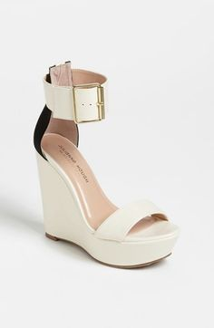 Julianne Hough for Sole Society 'Tate' Wedge Sandal | Nordstrom