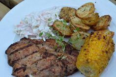 Coleslaw Coleslaw, Lchf, Grilling, Pork, Food And Drink, Healthy Eating, Meat, Chicken, Corner