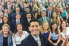 This Photo Of Capitol Hill Interns On Instagram Is Being Called Tone-Deaf