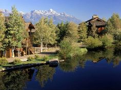 5 Vacation specials from Spring Creek Ranch in Jackson Hole, WY.