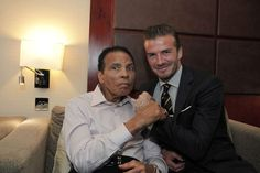 Muhammad Ali electrifies the atmosphere in London ahead of Games - Photo 1