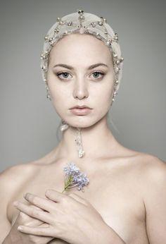 Flora, 2014, by Anna Halldin Maule