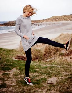 I've spotted this @BodenClothing Sweatshirt Tunic