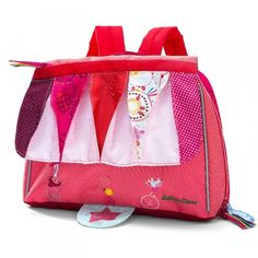 Lilliputiens Zirkus Colette Katze Kindergartentasche Kindertasche - Bonuspunkte sammeln, Kauf auf Rechnung, DHL Blitzlieferung