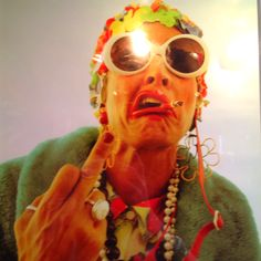 badass old lady — Photographer Jill Sutherland