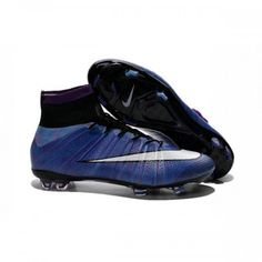 van automobile - Nike - Mercurial Superfly FG Hvid/Sort/Gr?n | Soccer cleats ...