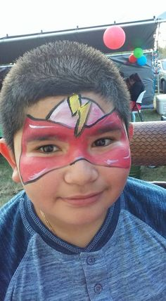 Specializing in face painting and balloon animal creations. Flash Face Paint, Superhero Face Painting, Balloon Animals, Balloons, Marvel, Globes, Balloon, Hot Air Balloons