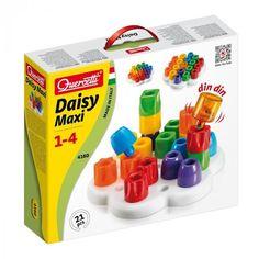 Κατασκευή με Μεγάλα Τουβλάκια Daisy Maxi - Κατασκευές - Τουβλάκια -  Quercetti - 4160 - Αγόρι d2862def7a