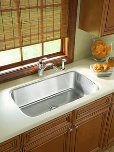 I need a large sink to wash pots, pans and my pomeranian =)