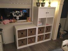 Best kallax kast images ikea hacks woodworking apartment ideas