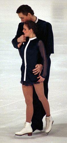 Gordeeva & Grinkov. Perfection on ice. Beautiful love story.