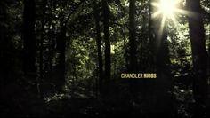 CHANDLER RIGGS / Season 5 - The Walking Dead opening Credit