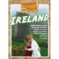 Travel With Kids: Ireland  DVD $14.95