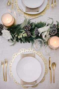 Christmas: A guide to table etiquette for the festive season