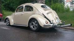 Great classic VW racer