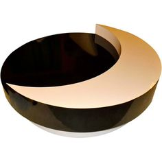 spiral rotating storage coffee table | coffee tables from fads