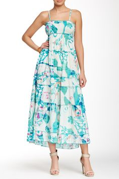 Smocked Tank Dress