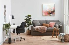 5 smart ways to refresh your office space   Home Beautiful Magazine Australlia