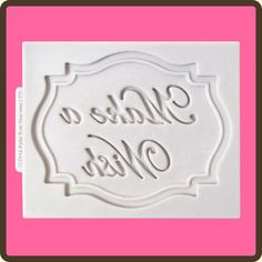 Mini Plaque - Make a Wish  Available from www.hostesspro.co.za