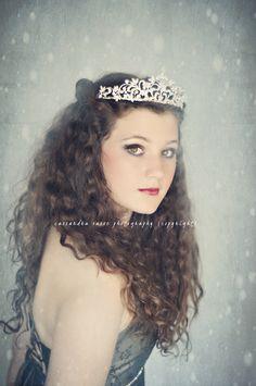 Beautiful Snow Portrait Photography By Cassandra Sasse Photography