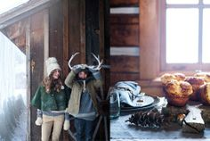 The New Victorian Ruralist: Stunning Winter inspirations from photographer Ditte Isager...