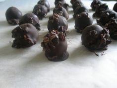 frk. sveske: weekend lækkerier #8: tredobbelte chokolade trøfle...