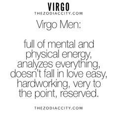 astrological sign virgo male