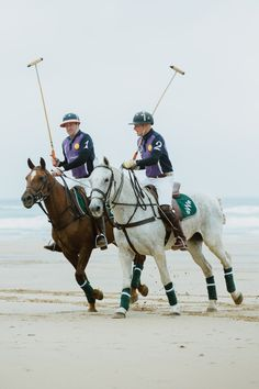 Press call for GWR Polo on the Beach 2015. Don't miss the three-day festival on Friday 26, Saturday 27 and Sunday 28 June at Watergate Bay, Cornwall, UK. www.watergatebay.co.uk/polo/ Saturday Night, Sunday, Cornwall, Riding Helmets, Domingo