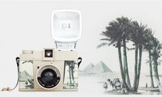 Diana F+ Sahara Deluxe Kit – Lomography Shop Omg what a beauty