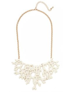 our ivory atoll bib!