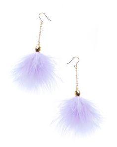 Princess Fluff Earrings