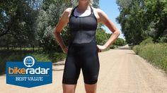 Women's cycling review; Giro Ride Halter women's bib shorts