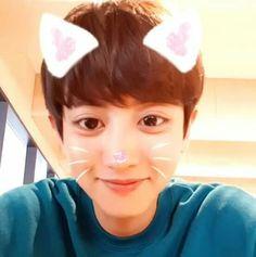 Chanyeol update his Instagram | 160906 l Screencap OMG.. So cute TT TT