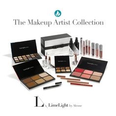 Limelight's Makeup Artist Collection