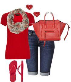 Celine Red Luggage Phantom Handbag