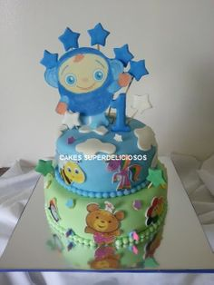 baby first cake