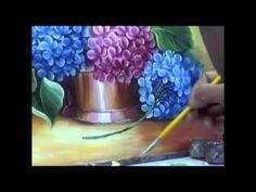 Coleção Aprenda Pintando - Com apenas as cores primárias