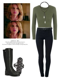Freya Mikaelson - The Originals by shadyannon on Polyvore featuring polyvore fashion style WearAll STELLA McCARTNEY Tory Burch Topshop Vanessa Mooney M&Co clothing