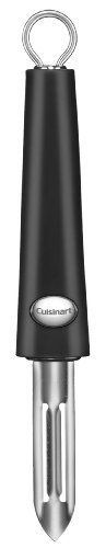 Cuisinart CTG-02-P2 Twist Handle Potato Peeler by Cuisinart. $5.99. Soft-grip nonslip handle. Dishwasher safe. Nylon tools are safe for nonstick cookware. Nylon tools heads are heat resistant up to 400-Degree Fahrenheit. This full line of European-inspired kitchen tools and gadgets features nonslip soft-grip handles and is designed to serve with style. Choose from tools with nylon heads that are safe for nonstick cookware and heat resistant up to 400-Degree Fahrenheit, or go ...