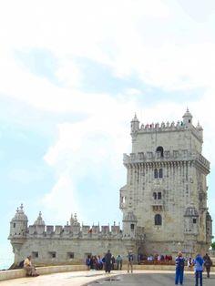 La célèbre tour de Belem. http://wp.me/p3Y6sE-kE