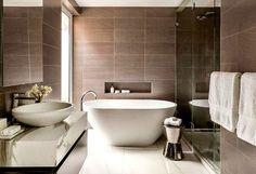 Bathroom Baths Interior, Concrete Bathroom, Bath Design, Bathroom Renovations, Bathrooms, Bad, Bathing, Toilet, Bathroom Inspiration