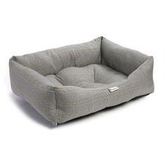 Chilli Dog Westminster Check Dog Bed