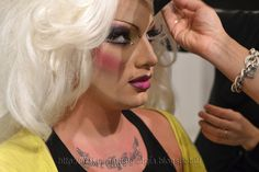 Reportage Photographic Workshop Drag Queen Make-up - by Stefania D'Alessandro